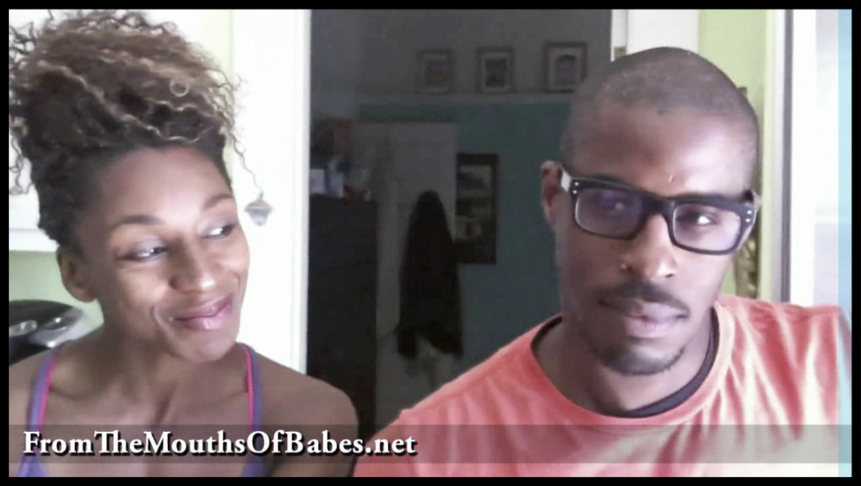 Ahmed Best & Raquel Love