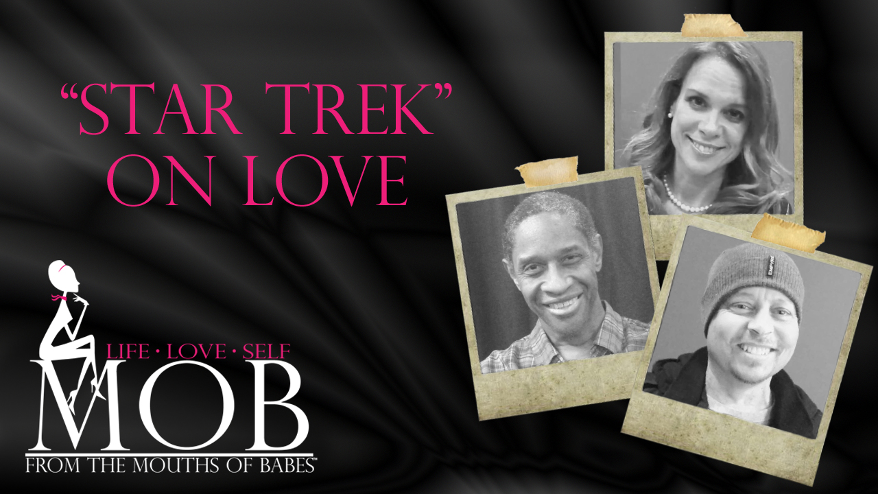 "Episode 120: ""Star Trek"" on Love"