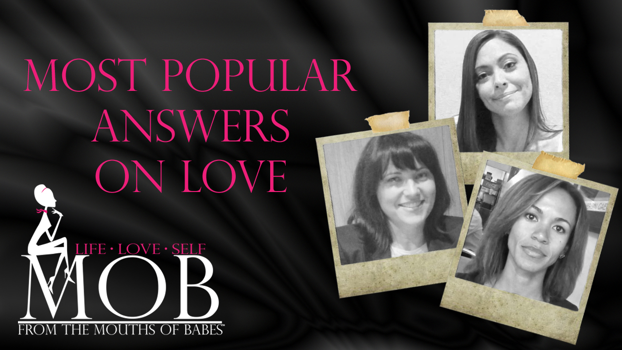 Episode 214: Most Popular Replies on Love